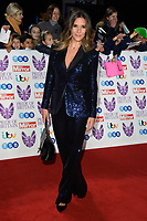 Amanda Byram<br /> arriving for the Pride of Britain Awards 2018 at the Grosvenor House Hotel, London<br /> <br /> ©Ash Knotek  D3456  29/10/2018