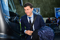 Javi Gracia Manager of Watford arriving before the Premier League match between Brighton and Hove Albion and Watford at the American Express Community Stadium, Brighton and Hove, England on 2 February 2019. Photo by Edward Thomas / PRiME Media Images.