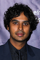 """BEVERLY HILLS, CA, USA - MARCH 26: Kunal Nayyar at the 22nd """"A Night At Sardi's"""" To Benefit The Alzheimer's Association held at the Beverly Hilton Hotel on March 26, 2014 in Beverly Hills, California, United States. (Photo by Xavier Collin/Celebrity Monitor)"""