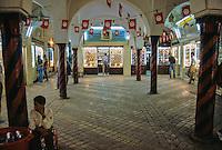 Tunisia.  Tunis Medina.  Site of Former Slave Market, Souq el-Birka.