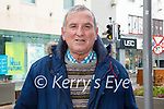 Mike Lenihan from Tralee