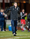 23/03/2010 Copyright  Pic : James Stewart.sct_jspa09_dundee_v_qots  .::  DUNDEE MANAGER GORDON CHISHOLM  ::  .James Stewart Photography 19 Carronlea Drive, Falkirk. FK2 8DN      Vat Reg No. 607 6932 25.Telephone      : +44 (0)1324 570291 .Mobile              : +44 (0)7721 416997.E-mail  :  jim@jspa.co.uk.If you require further information then contact Jim Stewart on any of the numbers above.........