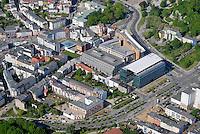 Rostock: DEUTSCHLAND, MECKLENBURG-VORPOMMERN, ROSTOCK, (GERMANY, MECKLENBURG POMERANIA), 15.05.2008:  Europa, Deutschland, Mecklenburg Vorpommern, Rostock, Stadtbild, Neubau von Geschaeftshaeusern, Luftaufnahme, Luftbild, Luftansicht, .c o p y r i g h t : A U F W I N D - L U F T B I L D E R . de.G e r t r u d - B a e u m e r - S t i e g 1 0 2, 2 1 0 3 5 H a m b u r g , G e r m a n y P h o n e + 4 9 (0) 1 7 1 - 6 8 6 6 0 6 9 E m a i l H w e i 1 @ a o l . c o m w w w . a u f w i n d - l u f t b i l d e r . d e.K o n t o : P o s t b a n k H a m b u r g .B l z : 2 0 0 1 0 0 2 0  K o n t o : 5 8 3 6 5 7 2 0 9.C o p y r i g h t n u r f u e r j o u r n a l i s t i s c h Z w e c k e, keine P e r s o e n l i c h ke i t s r e c h t e v o r h a n d e n, V e r o e f f e n t l i c h u n g n u r m i t H o n o r a r n a c h M F M, N a m e n s n e n n u n g u n d B e l e g e x e m p l a r !.