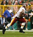 ROCK CARTWRIGHT, of the Washington Redskins , in action during the Redsins games against the Green Bay Packers, in Green Bay, Wisconsin on October 14, 2007.  ..The Packers won the game 17-14...COPYRIGHT / SPORTPICS..........