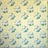 Floral wallpaper<br />