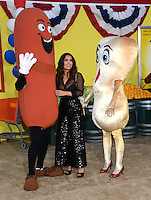 Salma Hayek @ the premiere of 'Sausage Party' held @ the Regency Village theatre.<br /> August 9, 2016