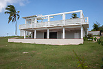 Home Destroyed By Hurricane At Faro Puerto Mulas