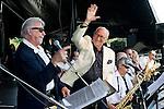 Dal Richards and Jim Byrnes