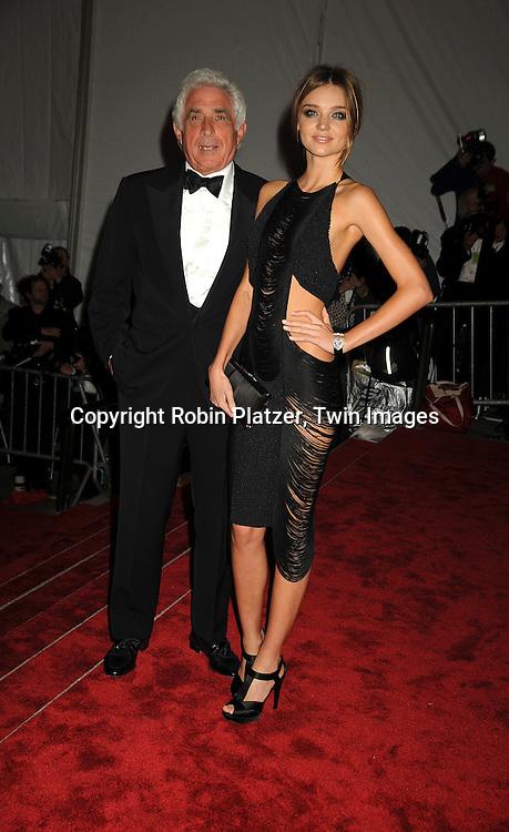 Teddy Forstmann & Miranda Kerr