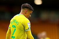 3rd October 2020; Carrow Road, Norwich, Norfolk, England, English Football League Championship Football, Norwich versus Derby; Max Aaron of Norwich City