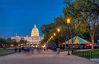 US Capitol Building Washington DC National Mall