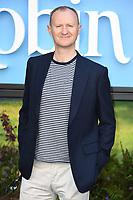 "Mark Gatiss<br /> arriving for the ""Christopher Robin"" premiere at the BFI Southbank, London<br /> <br /> ©Ash Knotek  D3416  05/08/2018"