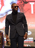 LAS VEGAS - JULY 17: Yordenis Ugas attends the final press conference for the PBC on Fox Sports Pay-Per-View at the MGM Grand on July 17, 2019 in Las Vegas, Nevada. (Photo by Frank Micelotta/Fox Sports/PictureGroup)