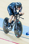 Dylan Kennett of New Zealand competes in the Men's Kilometre TT Final during the 2017 UCI Track Cycling World Championships on 16 April 2017, in Hong Kong Velodrome, Hong Kong, China. Photo by Chris Wong / Power Sport Images
