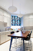 Modern bright kitchen