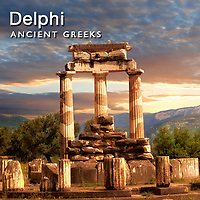 Delphi Archaeological Site Pictures, Images & Photos. Ancient Greece