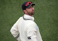 NZ's Devon Conway during day three of the second International Test Cricket match between the New Zealand Black Caps and West Indies at the Basin Reserve in Wellington, New Zealand on Sunday, 13 December 2020. Photo: Dave Lintott / lintottphoto.co.nz