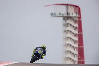VALENTINO ROSSI - ITALIAN - MOVISTAR YAMAHA MotoGP - YAMAHA<br /> Austin 21-4-2018 Moto Gp USA <br /> Grand Prix of The Americas<br /> Foto Vincent Guignet / Panoramic / Insidefoto