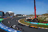 5th September 2021: Circuit Zandvoort, Zandvoort, Netherlands;   22 TSUNODA Yuki jap, Scuderia AlphaTauri Honda AT02, 04 NORRIS Lando gbr, McLaren MCL35M during the Formula 1 Heineken Dutch Grand Prix