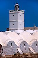 Moschee in Sedouikech,  Djerba, Tunesien