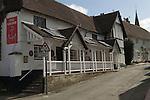 Hartfield East Sussex UK. The Anchor Inn pub.