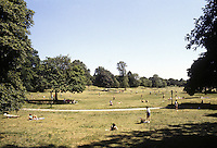 New York: Brooklyn--View of Prospect Park. Photo '85.