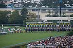 TAKARAZUKA,JAPAN-JUNE 26: The Takarazuka Kinen starts at Hanshin Racecourse on June 26,2016 in Takarazuka,Hyogo,Japan (Photo by Kaz Ishida/Eclipse Sportswire/Getty Images)