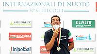 DETTI Gabriele<br /> 400 Freestyle Men<br /> Roma 11/08/2020 Foro Italico <br /> FIN 57 Trofeo Sette Colli - Campionati Assoluti 2020 Internazionali d'Italia<br /> Photo Giorgio Scala/DBM/Insidefoto