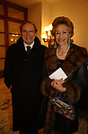 CARLA DE MARTINO CON IL MARITO BERTHOLD VON STOHRER