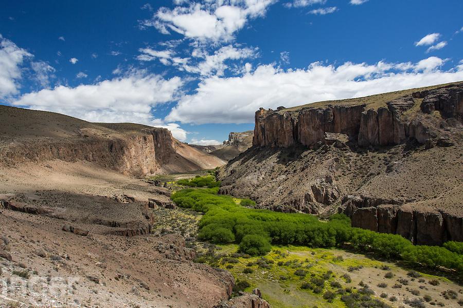 Cueva de las Manos in Patagonia