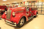 Circa 1936 Fire Engine