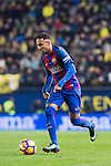 Neymar da Silva Santos Junior of FC Barcelona in action during their La Liga match between Villarreal and FC Barcelona at the Estadio de la Cerámica on 08 January 2017 in Villarreal, Spain. Photo by Maria Jose Segovia Carmona / Power Sport Images
