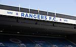 Rangers v St Johnstone…25.04.21   Ibrox.  Scottish Cup<br />Ibrox Stadium<br />Picture by Graeme Hart.<br />Copyright Perthshire Picture Agency<br />Tel: 01738 623350  Mobile: 07990 594431