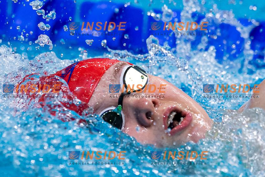 BENKOVA Laura SVK<br /> 200m Freestyle Women Heats<br /> Swimming<br /> Budapest  - Hungary  19/5/2021<br /> Duna Arena<br /> XXXV LEN European Aquatic Championships<br /> Photo Giorgio Scala / Deepbluemedia / Insidefoto