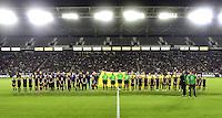 USWNT vs Romania, November 13, 2016