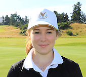 "Shannon Pook from Auchterarder Golf Club is named as one of the ""DreamTeam"" of Junior Golfers who have been selected to take part in the The Gleneagles Foundation inaugural 12 month scholarship programme  : Picture Stuart Adams, www.golftourimages.com: 19/09/2015"