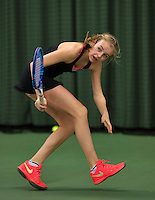 Rotterdam, The Netherlands, March 19, 2016,  TV Victoria, NOJK 14/18 years, Elysia Pool (NED)<br /> Photo: Tennisimages/Henk Koster
