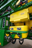 John Deere sprayer induction bowl