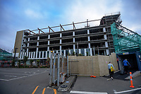 60 Waterloo Quay. CentrePort in Wellington, New Zealand on Monday, 20 January 2020. Photo: Dave Lintott / lintottphoto.co.nz
