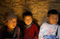 A School class room in Rolpa District, Nepal