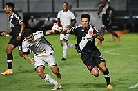 Rio de Janeiro (RJ), 21/03/2021  - Vasco-Botafogo - Marquinhos Gabriel jogador do Vasco,durante partida contra o Botafogo,válida pela 4ª rodada da Taça Guanabara 2021,realizada no Estádio de São Januário,na zona norte do Rio de Janeiro,neste domingo (21).