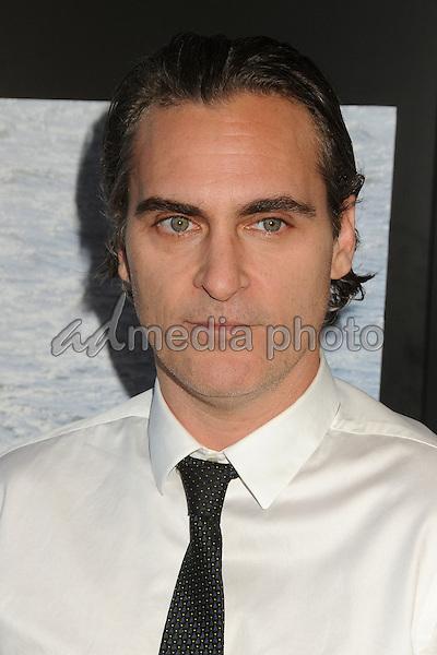 "9 July 2015 - Beverly Hills, California - Joaquin Phoenix. ""Irrational Man"" Los Angeles Premiere held at the WGA Theatre. Photo Credit: Byron Purvis/AdMedia"