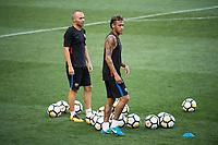 Barcelona FC Training Session, July 21, 2017