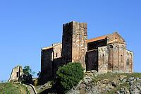 Kirche Sant Antioco di Bisarcio bei Ardara,  Provinz Sassari, Nord - Sardinien, Italien