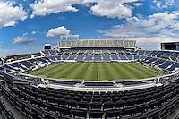 Orlando, FL - Wednesday June 08, 2016: Camping World Stadium prior to a Copa America Centenario Group B match between Brazil (BRA) and Haiti (HAI) at Camping World Stadium.