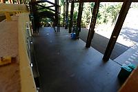 FOZ DO IGUAÇU, PR - 24.03.2020 – CORONAVIRUS-PR – Imagem do Parque Nacional do Iguaçu totalmente vazio na manhã desta terça-feira (24).O parque continua fechado para o público até a segunda ordem. Fato ocorre devido ao COVID-19. (Foto: Paulo Lisboa/Brazil Photo Press)