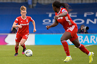 2nd May 2021; Kingsmeadow, London, England;  Linda Dallmann FCB, 10 with ball on feet during UEFA Womens Champions League, Chelsea FC versus FC Bayern Munich