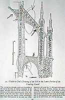 Teaching Aid: Viollet-Le-Duc's Drawing