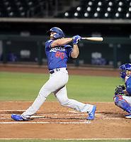 DJ Peters - Los Angeles Dodgers 2019 spring training (Bill Mitchell)