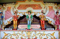 Gavioli Fairgrounf steam organs.